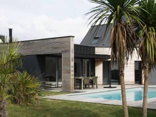 Extension B: Maisons de style  par ArchiTK