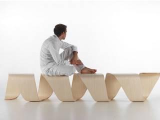 DNA seating system de Leonardo Rossano Architetto