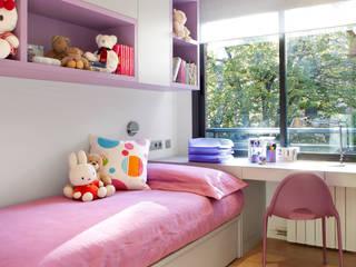 غرفة الاطفال تنفيذ Molins Interiors