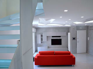 Modern living room by Archea Project Studio Modern