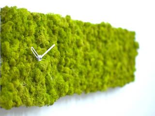 Clock Circle design Studio Kuadra:  in stile  di Progetti, Moderno