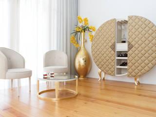 Bongo:  Wohnzimmer von Green Apple Home Style