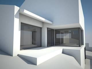 modern  by arquitectura SEN MÁIS, Modern