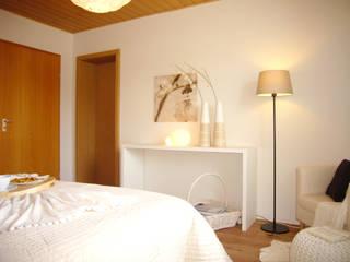 raum² - wir machen wohnen Modern Yatak Odası