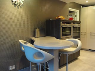 MR & MRS LAWLESS KITCHEN Cocinas modernas de Diane Berry Kitchens Moderno