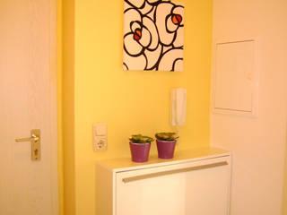 raum² - wir machen wohnen Casas modernas