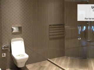 Uğur B. Evi Klasik Banyo Plaza Yapı Malzemeleri Klasik