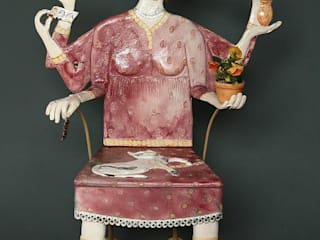 chaises:  de style  par coupey-ceramique.com