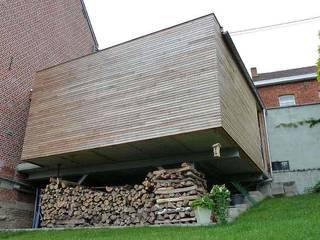 projets:  de style  par Vortex atelier d'Architecture