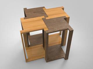 NEISA de YU HIRAOKA DESIGN Moderno