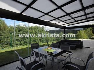 Akrista proyectos de cerramientos de terrazas Akrista