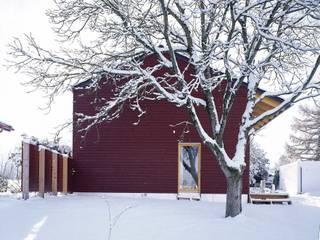Haus Pohl:  Garten von FinsterwalderArchitekten