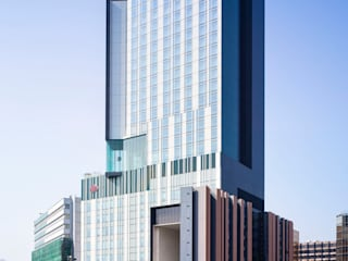 Hotel ICON:   by Rocco Design Architects Limited