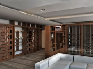 ArquitectosERRE Living room