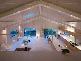 Salones de estilo minimalista de AIRHOUSE DESIGN OFFICE
