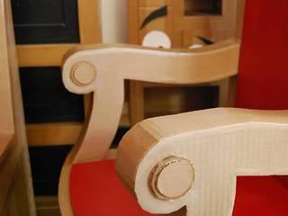 Fauteuil:  de style  par Original Karton