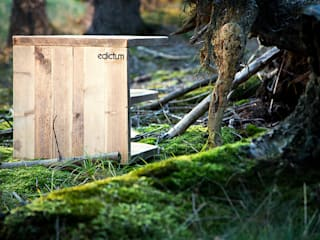 coffee table edictum - UNIKAT MOBILIAR 露臺