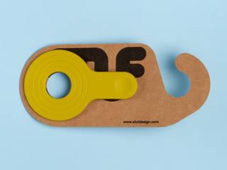 """DROP"" for Stuf: Cucina in stile  di Alessandro Busana Designstudio"