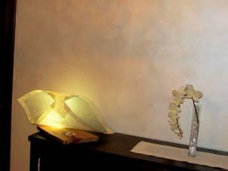 """Lampada """"Butterfly"""":  in stile  di CatturArti design Lab"""