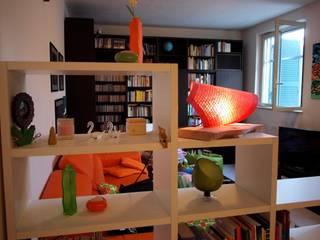 Lampada Red Dragonfly di CatturArti design Lab Minimalista
