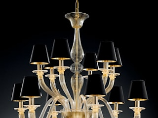 Chandeliers in Murano Glass Vetrilamp ArtworkOther artistic objects