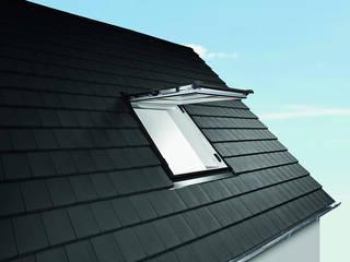 Klapp-Schwingfenster:   von Roto Dach- und Solartechnologie GmbH