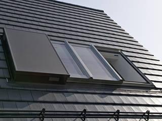 Panorama-Dachfenster:   von Roto Dach- und Solartechnologie GmbH