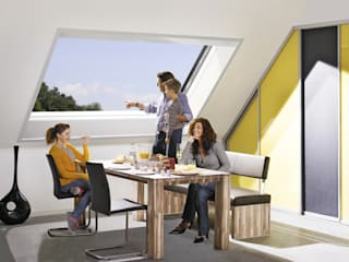 Panorama-Dachfenster Roto Dach- und Solartechnologie GmbH