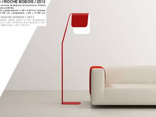 Plaid / Roche Bobois:  de style  par Bina Baitel