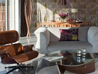 Iris Floor Light:   by MacMaster Design