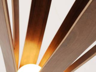 Iris Floor Light by MacMaster Design