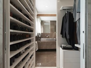 Closets de estilo  por studiodonizelli,