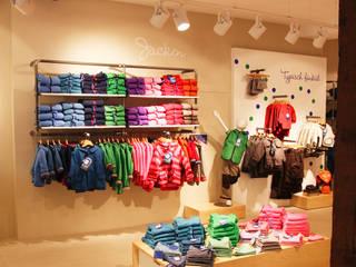 FINKID Konzept Store in Erfurt:   von THE STORE DESIGNERS Silvia Talmon Beratungs GmbH