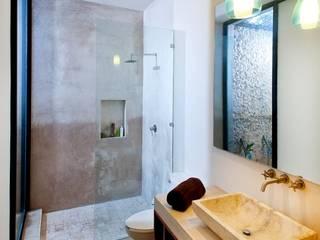 Taller Estilo Arquitectura Mediterranean style bathrooms