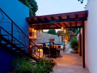 Terraços  por Taller Estilo Arquitectura