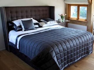 Larger beds including Emperor Size The Big Bed Company BedroomBeds & headboards
