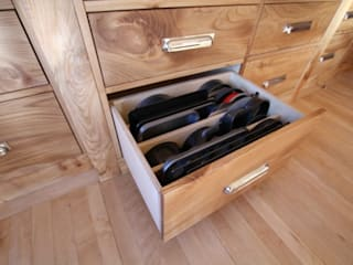 Hand made Birch plywood cabinets:   by Break The Mould Furniture