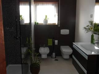 WC SUGAR Baños de estilo moderno de ANDRE VENTURA DESIGNER Moderno