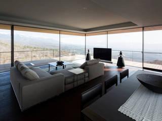 八ヶ岳の家: 城戸崎建築研究室 / KIDOSAKI ARCHITECTS STUDIOが手掛けた家です。