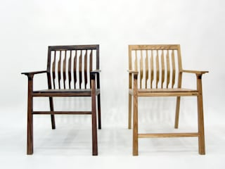Kinetic Line_Arm Chair: ARTIZAC의