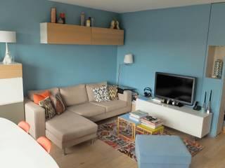 Modern Oturma Odası Espaces à Rêver Modern