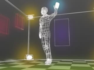 Imagination Room: Centre d'expositions de style  par Decibel Consulting