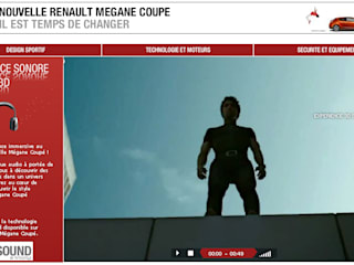 Expérience sonore 3D Renault:  de style  par Decibel Consulting