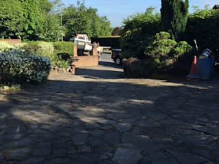 van D Plumridge Professional Driveway & Patio Construction