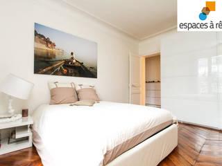 غرفة المعيشة تنفيذ Espaces à Rêver