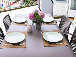 Classic style balcony, veranda & terrace by Espaces à Rêver Classic