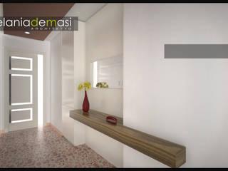 Pasillos y vestíbulos de estilo  de melania de masi architetto,