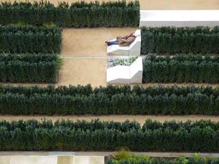 Giardino di Ansedequintans Arquitectos