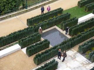 Garden by Ansedequintans Arquitectos