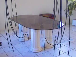 Avec son esthétique hors du commun, a chaise Mantis est un objet sculptural qui capte l'attention par Denis Burlet Éclectique
